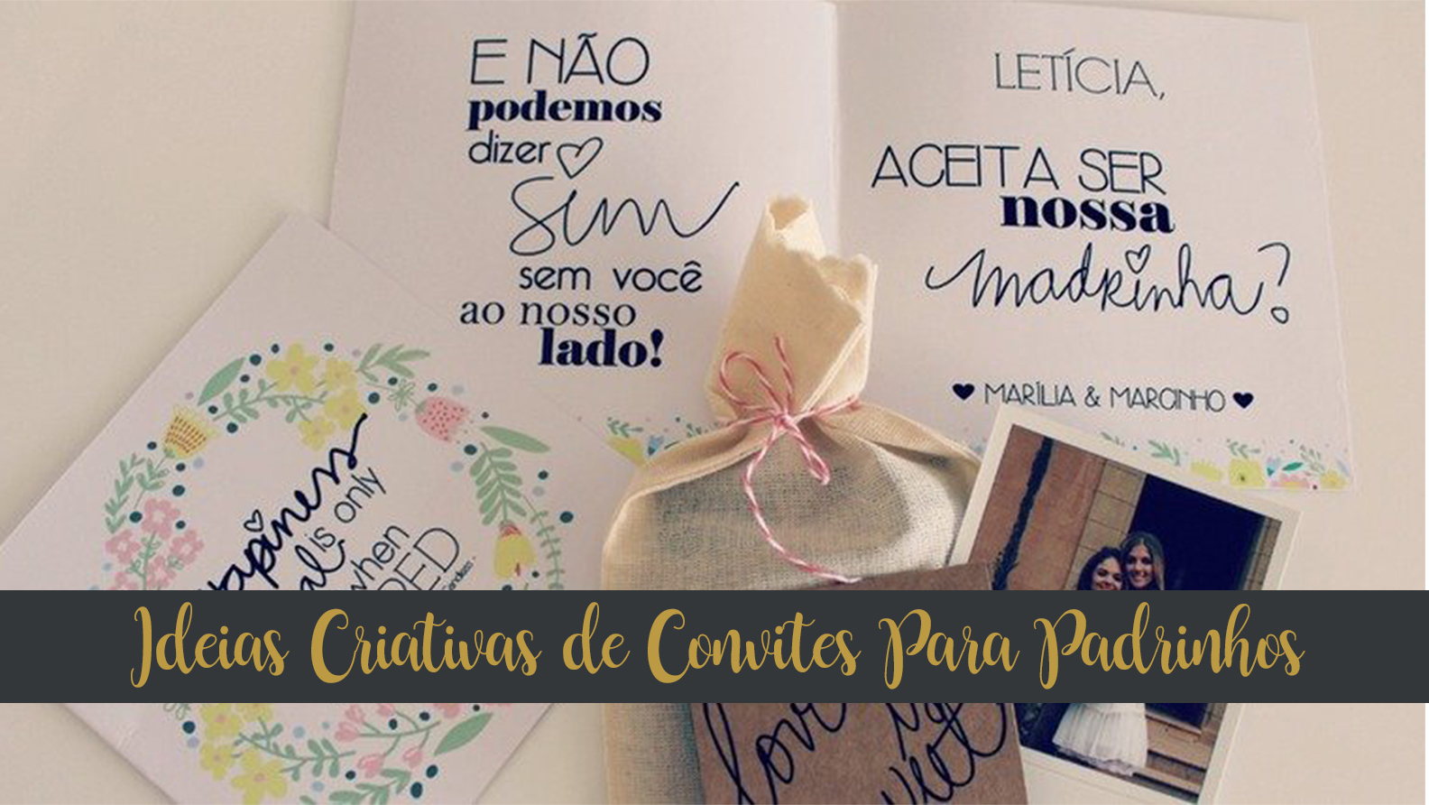 Convites Criativos