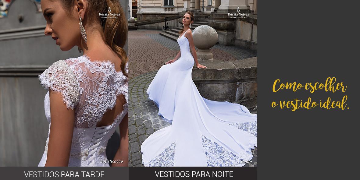 Como Escolher o vestido ideal
