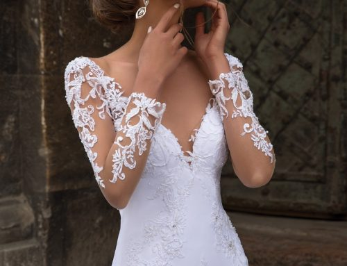 Casamento no inverno: vestidos de manga Conheça quatro tipos de mangas para vestidos de noiva