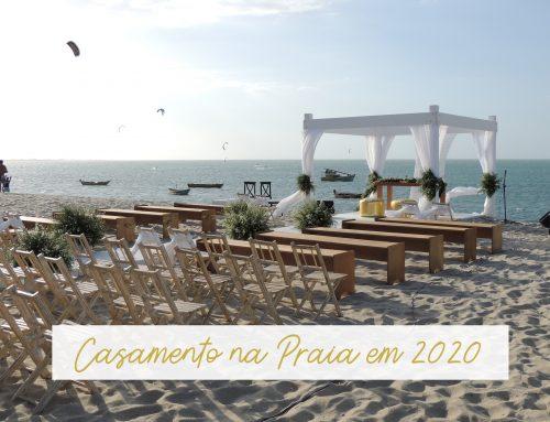 Casamento na Praia 2020 Dicas de Vestidos para casamentos na praia em 2020